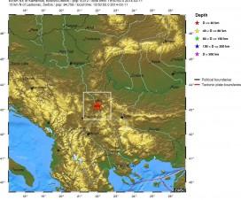 Zemljotres u okolini Leskovca i Niša 1