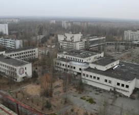 """Černobilj, """"grad duhova"""", 28 godina kasnije [26.04.2014] 3"""