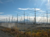 HAARP sistem na Aljasci, izvor wikipedia.org