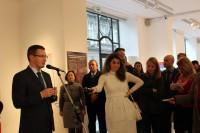 Kiril Kravčenko pred petničarima i gostima