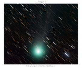 """""""Ljubavni užitak"""" sa Ploča – posmatranje komete Lovejoy C/2014 Q2 1"""