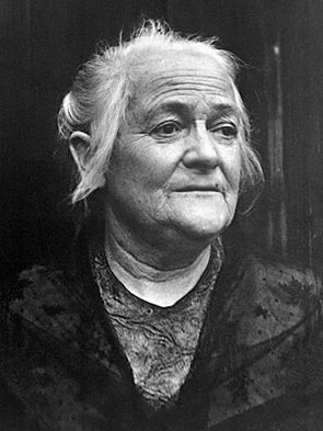 Clara Zetkin (oko 1920. godine). Izvor: wikipedia