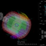  Prvi snimci sudara protona na 13 ТеV 4