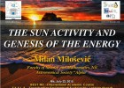 The Sun Activity and Genesis of the Energy 4