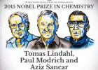 Nobelova nagrada za hemiju (2015) 2
