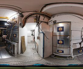 The MoEDAL (Monopole & Exotics Detector at the LHC) experiment in the LHC (Photograph: Brice, Maximilien / CERN)