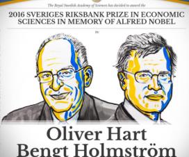 Nobelova nagrada za ekonomiju (2016) 14