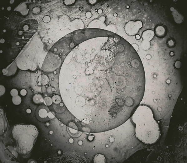 Prva sačuvana fotografija Meseca (1840. god)