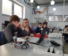 Petnica: Roboti za škole 14