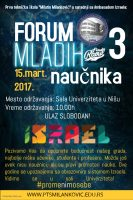 Treći forum mladih naučnika u Nišu 1