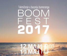 """Prijave za takmičenje u bacanju bumeranga """"Boom Fest 6"""" 4"""