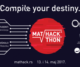 Omikron vam predstavlja MatHackathon 2017! 3