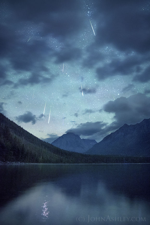 Perseid-meteors-2016-John-Ashley-Montana
