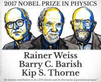Nobelova nagrada za fiziku (2017) 1