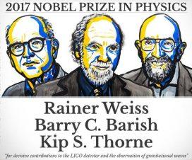 Nobelova nagrada za fiziku (2017) 2