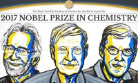 Nobelova nagrada za hemiju (2017) 1