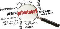 """""""Privatnost u digitalnom dobu: iluzija ili nacionalni izazov"""" 1"""