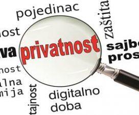 """""""Privatnost u digitalnom dobu: iluzija ili nacionalni izazov"""" 8"""