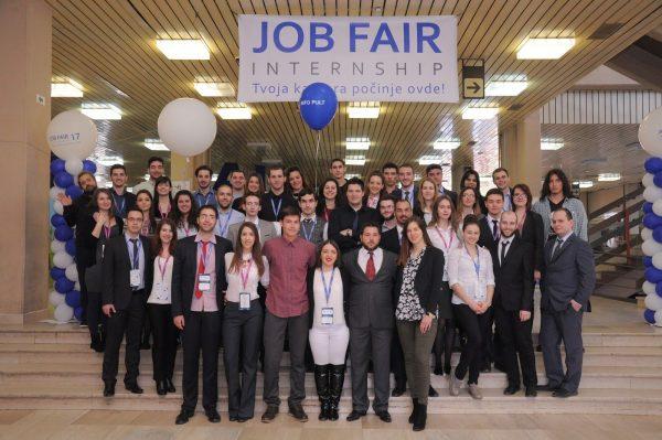 Job Fair 2018 - Tvoja karijera počinje ovde! 3