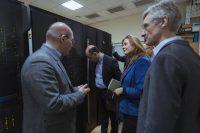 Delegacija CERN-a u poseti Srbiji 1