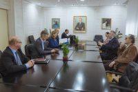 Delegacija CERN-a u poseti Srbiji 2