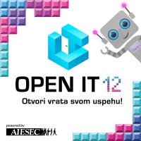 Prijavi se za OPEN IT i otvori vrata svom uspehu! 1