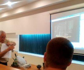 Predavanje profesora Georgieva na GAF-u u Nišu u okviru programa ERASMUS+ 10