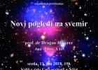 """Predavanje """"Novi pogledi na svemir"""" 3"""