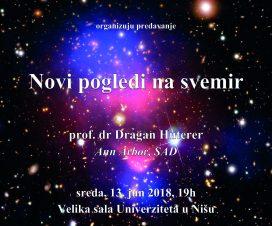 """Predavanje """"Novi pogledi na svemir"""" 2"""