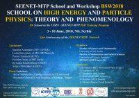 Balkanska škola i konferencija - BSW2018 1