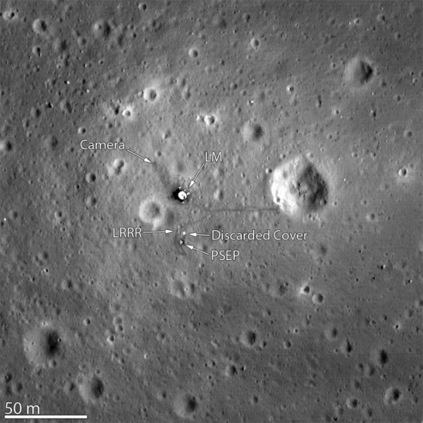 """Apolo 11: 49 godina posle prve """"razglednice"""" sa Meseca 7"""