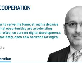 Naš ekspert na čelu Visokog saveta za digitalnu saradnju UN 10