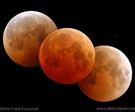 Totalno pomračenje Meseca - 27. jul 2018 9