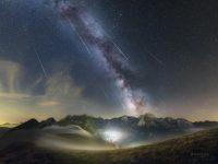 "Stižu zvezde ""padalice"" - meteorski roj Perseidi 2018 1"