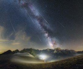"Stižu zvezde ""padalice"" - meteorski roj Perseidi 2018 5"