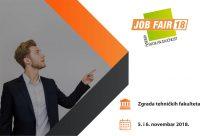 Četrnaesti sajam poslova i praksi u Beogradu 1