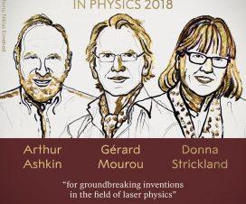 Nobelova nagrada za fiziku (2018) 3
