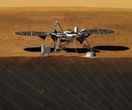 Insajt uskoro sleće na Mars (direktan prenos) 6