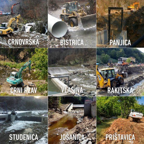 Mini hidroelektrane: tihi ekocid Srbije 2