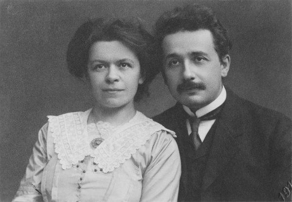 Mileva Marić Ajnštajn 1