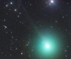 Kometa 46P/Wirtanen danas prolazi pored nas 2
