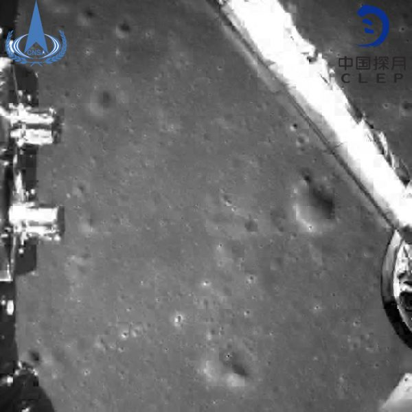 Kineski lender Čang'e-4 sleteo je na Mesec 1