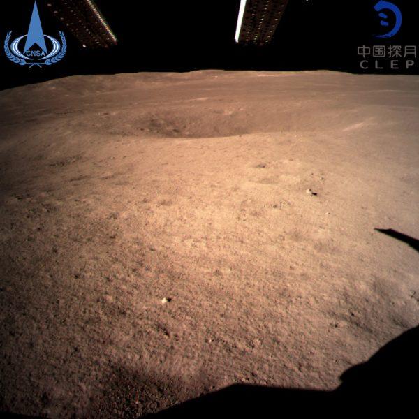 Kineski lender Čang'e-4 sleteo je na Mesec 3