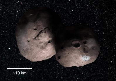 Razglednica iz ledenih delova Sunčevog sistema 1