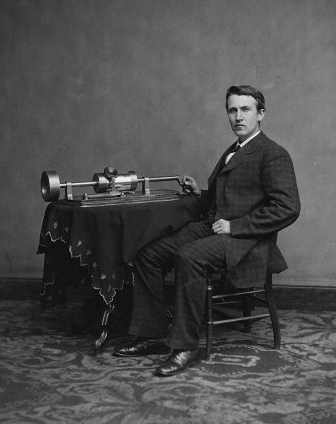 Tomas Alva Edison 1