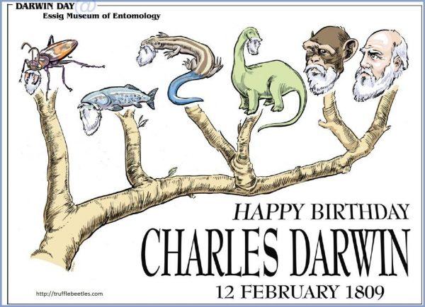 Čarls Darvin 1