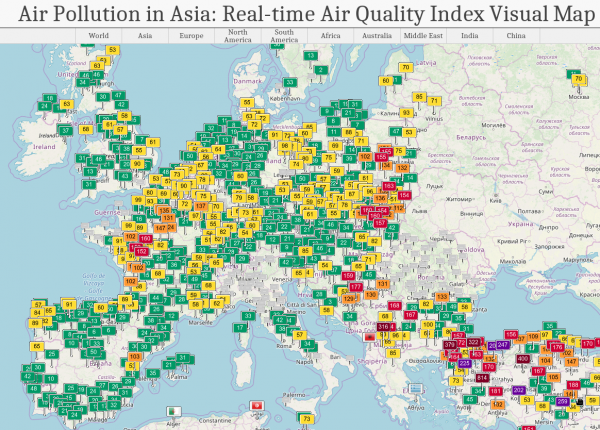 Kvalitet vazduha - boja, ukus i miris? 7