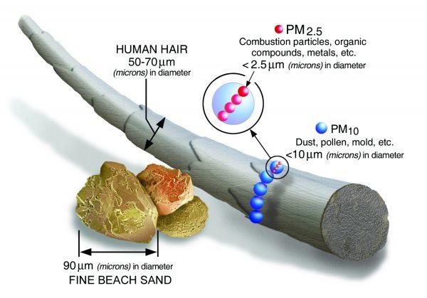 Kvalitet vazduha - boja, ukus i miris? 2