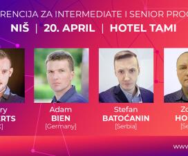 Upoznajte Google i Java eksperte u Nišu na drugoj ITkonekt konferenciji i sajmu 2