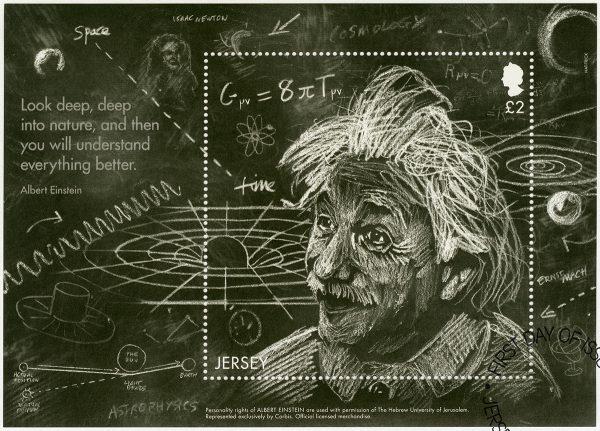 Albert Ajnštajn (1879 - 1955) 2